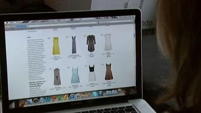 n-tv Ratgeber: Wie gut sind Online-Mode-Shops?