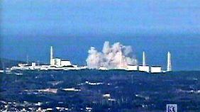 Das Erdbeben am 11. März 2011 sorgte für eine Havarie im Kernkraftwerk Fukushima Daiichi.