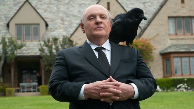 Meister der Suspense: Alfred Hitchcock (Anthony Hopkins).