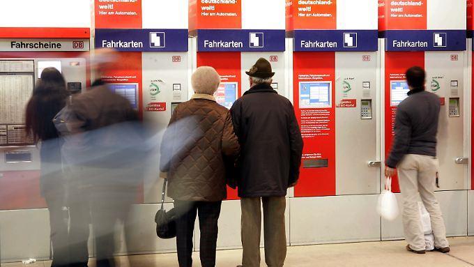 Mit drei Prozent teureren Tickets könnten die Mehrkosten für Stuttgart 21 ausgeglichen werden.