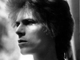 David Bowie 1972.