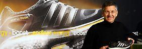 Trotz gesunkenem Gewinn: Adidas erhöht Dividende