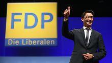 FDP bestätigt Rösler als Nummer Eins: Auferstehung eines Totgesagten