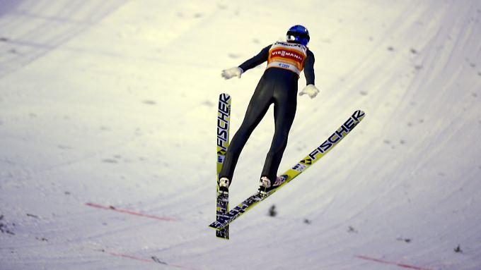 Dominator, Triumphator: In Kuupio landete Gregor Schlierenzauer den nächsten Skisprung-Coup.