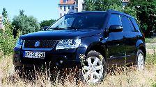 Suzuki Grand Vitara in Bildern: Starke Leistung zum Jubiläum