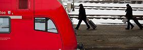 Immer mehr Passagiere: Bahn mit Rekordgewinn