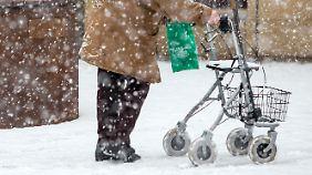 Glück im Unglück für einen Senior in Ostfriesland (Symbolbild).