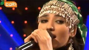 Castingshow in Afghanistan: Superstar-Anwärterin erhält Drohbriefe