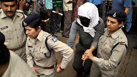 Gruppenvergewaltigung: Touristin in Indien mehrfach missbraucht