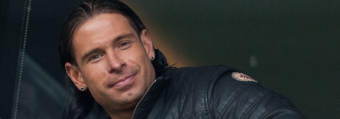 Bei der TSG Hoffenheim schaut er nur noch zu: Tim Wiese.