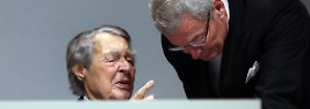 """""""Größenwahn"""" bei ThyssenKrupp: Patriarch Beitz greift Cromme an"""