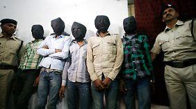 Touristin in Indien vergewaltigt: Polizei nimmt fünf Verdächtige fest