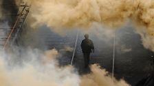 Besonders Kinder, Alte und Kranke leiden unter der verheerenden Luftverschmutzung.