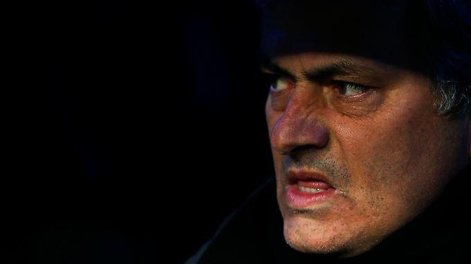 Auf Krawall gebürstet: Jose Mourinho attackiert die Fifa.