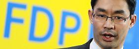 Die Aufregung um Parteichef Rösler hat sich seit dem Parteitag gelegt.