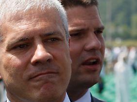 Viele Bosnier kreiden Tadic an, dass Ratko Mladic noch nicht festgenommen wurde.