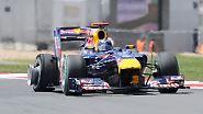 F1-Grand-Prix von Großbritannien: Zoff und ein geplatzter Reifen