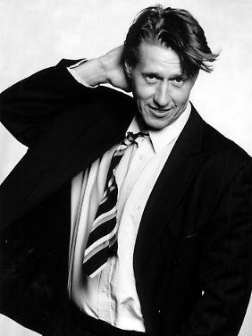 Mindestens den Schalk im Nacken: Andreas Rebers, der sich noch lieber als Satiriker denn Kabarettist sieht.