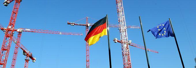"""Europäische Realität: """"Positive Wachstumsimpulse dürften nur aus dem Inland kommen."""""""