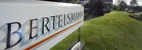 Wirtschaftskrise bremst: Bertelsmann bleibt vorsichtig