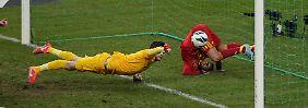 England zittert in der Qualifikation: Spanien besiegt die WM-Zweifel