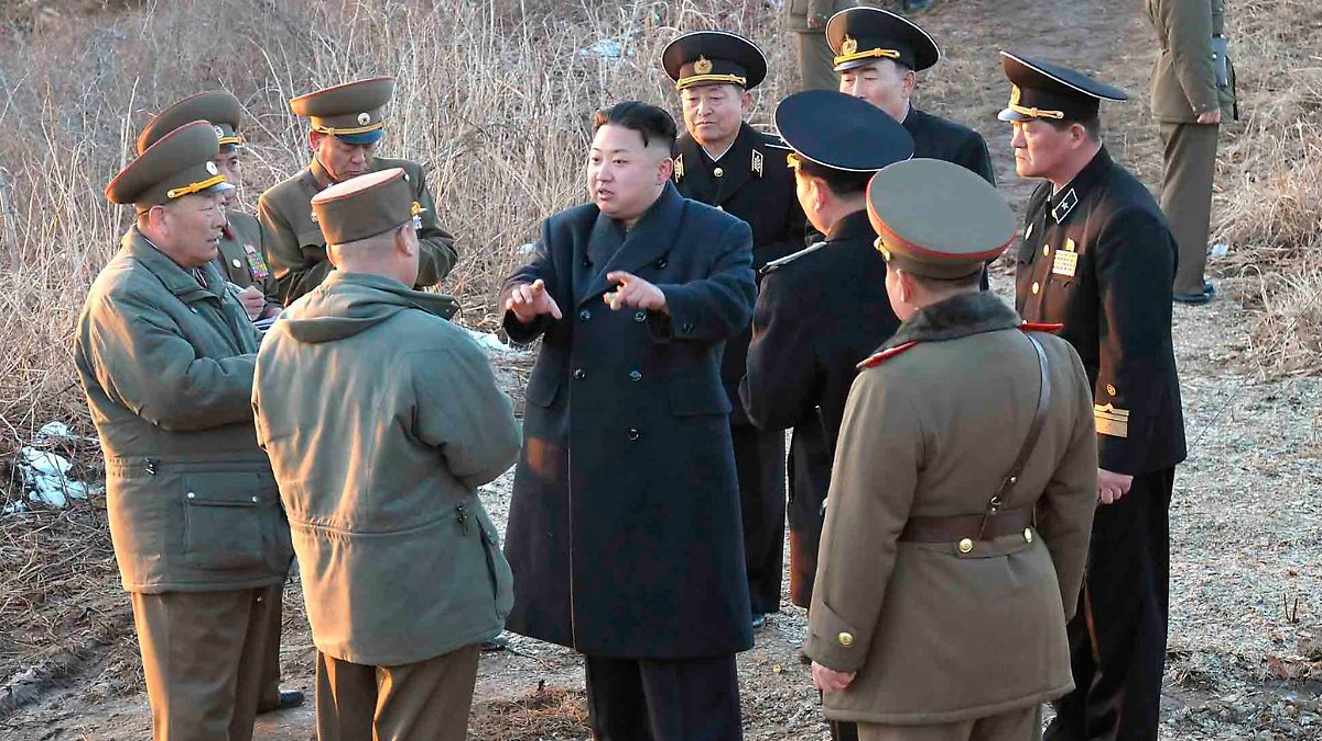 """Kim plant """"wichtiges Treffen"""""""