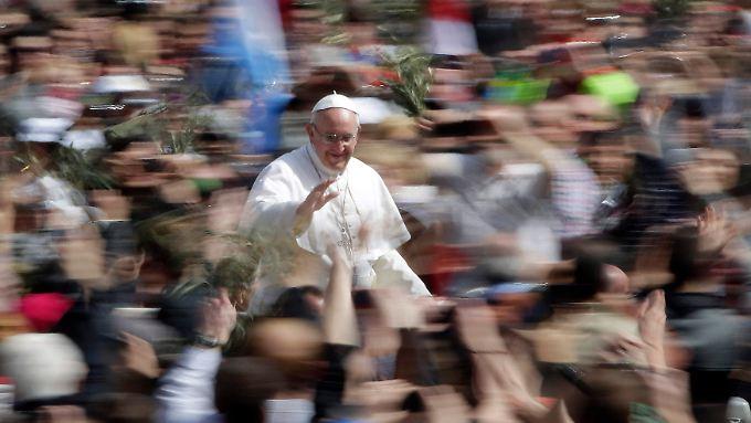Der Autor Heiko Haupt lebte gefühlt mit Bergoglio in Argentinien.