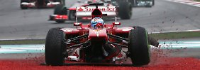 """""""Nicht besonders beeindruckend"""": Alonso stichelt gegen Red Bull"""