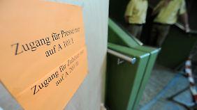 Streit um Plätze im NSU-Prozess: Vergabe stößt weiter auf Kritik