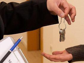 Ob Einliegerwohnung oder Haus - private Vermieter müssen sich im Mietrecht auskennen.