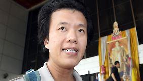 Eakachai Hongkangwan muss für die nächsten dreieinhalb Jahre in Gefängnis.