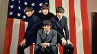 """Außerdem kommt der Song """"I Want To Hold Your Hand"""" heraus - er wird die erste Nummer 1 in den USA und sorgt dafür, dass die Beatlemania auch über den großen Teich schwappt."""