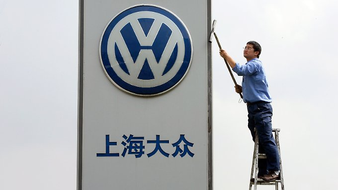 Laut Geschäftsbericht hat Volkswagen seine Belegschaft in Asien in den letzten vier Jahren mehr als verdoppelt.