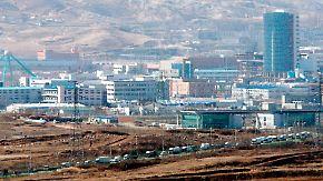Letztes Band zwischen Nord- und Südkorea: Kim droht mit Kaesong-Schließung