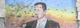 Der Giftcocktail aus dem Chemielabor: Assads Arsenal des Tötens