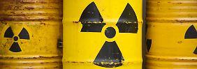 Erhöhte radioaktive Strahlung: US-Atommülllager leckt
