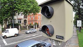 Normal oder illegal?: Debatte um Radarwarner