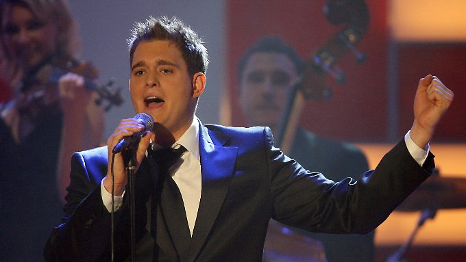 "Für sein neues Album singt Bublé den Sinatra-Klassiker ""Something Stupid"" mit Hollywoodstar Reese Witherspoon."