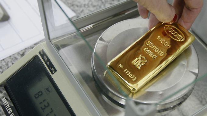 Krügerrand Münzen Werden Knapp Goldpreis Spielt Verrückt