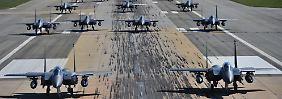 Wettlauf in die neue Weltordnung: Der Milliardenhunger des Militärs