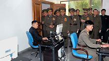 """""""Nimm mich direkt hier!"""": Nordkorea lädt US-Pornos herunter"""