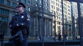 Terrorangst in den USA: Bomben versetzen Amerika in Alarm