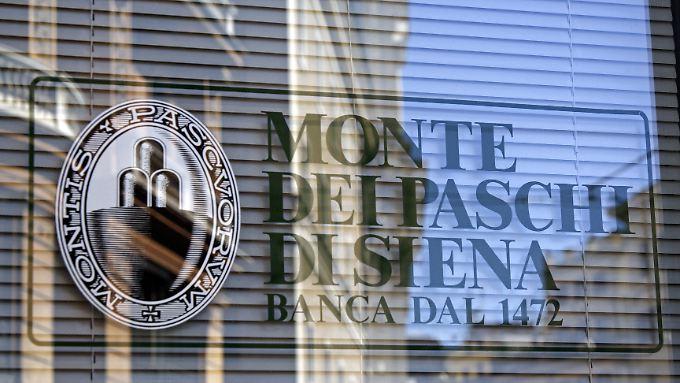 Monte dei Paschi bekam Milliardenhilfen.