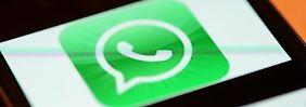 Der beliebte Kurznachrichten-Dienst WhatsApp solle auch in Zukunft ohne Werbung auskommen, beteuern die Betreiber. Foto: Jens Kalaene