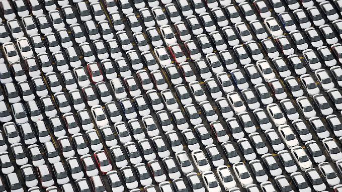 Der europäische Automarkt ist gesättigt.