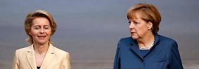 Der Quoten-Coup der Arbeitsministerin: Wie von der Leyen alle austrickste