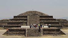 Fundsache, Nr. 1190: Geheimkammern in mexikanischer Pyramide