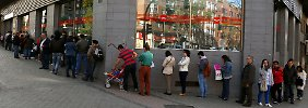 Jobkrise in Spanien und Frankreich: Arbeitslosigkeit erreicht Rekordwerte