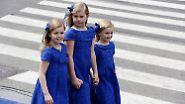 Tränen beim Thronwechsel: Willem-Alexander, König der Niederlande