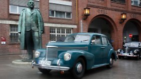 Der Kapitän zählte zu den meistverkauften Sechszylinderwagen in den westlichen Besatzungszonen.